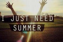 I neeed summer holiday