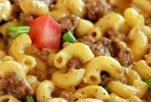 Beef Entrees