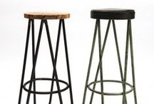 Our Work - Stools/Chairs