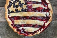 Fourth of July Recipes / The best Fourth of July dessert recipes.