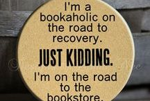 It's All About the Books! / by Pinning Librarian
