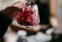 feast | drink / a collection of bitter, milky coffees, sweet sharp smoothies, and refreshing, citrusy cocktails