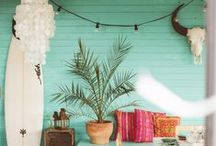 CALIFORNIA COOL / Laid-back, modern interiors + home decor from the heart of California