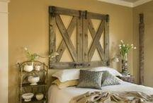 Interiores beige / Pintura y decoración de interiores en tonos beiges y arena
