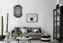 New Home Inspiration / Interiors inspiration for the new home