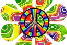 Peace  Love  & Happiness / by Evelyn Barnes