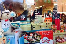 Princesses & Pirates / Something for everyone here - after all who hasn't aspired to royalty and life on the high seas?