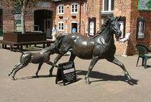 Ringwood / New Forest Market Town of Ringwood, Hants, UK and home to Belle Enfants Number 3!