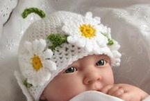All day I dream about crochet babies!! / by arlette