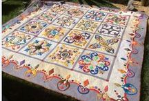Fabulous quilts / quilts to admire...