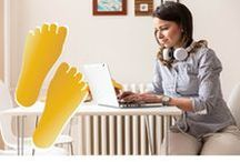 From The Blog / Everything from the blog of a So-Cal podiatrist including videos. Haven't followed our blogs before? No problem, Dr. Harvey Danciger always welcomes new followers with open arms. Check more out at our website or drop into our Coachella Valley office to learn more! http://www.coachellavalleypodiatrist.com/