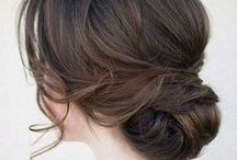 | lovely locks | / updos & bridal hair styles