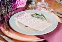 | set the table | / beautiful place settings for weddings & events