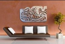 West Coast Native Interior Design / Interior design ideas with a distinctly West Coast Native flavour.