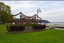 West Coast Native Public Art / Public art in Vancouver by West Coast Native artists.