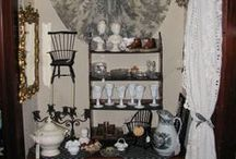 SDTMO Starlight Antiques / We are a small antique shop with big store feel.  We are small enough that we can assist every customer individually and large enough to have a variety of treasures available for sale in one location.  66 W. Jackson St., Millersburg, Ohio  44654, 330-674-5111, 800-397-1555, http://www.shopdowntownmillersburgohio.com/
