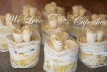CupCakes / Cupcakes deliciosos e decorados de acordo com tema e evento