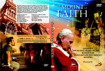 CATHOLIC DVD'S / A Collection of different DVD on the life of Christ and different Saints.