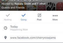 Denise's Jamberry Party! / www.facebook.com/cherryrosejams