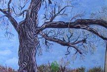 paisajes de argentina pintura