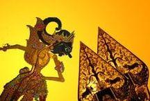 Mahabharata Puppet Show