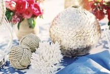 | beachy | / beach & nautical wedding inspiration