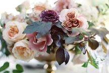 | anthro | / vintage & Anthropologie style wedding inspiration