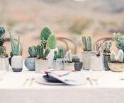 | eco | / organic & eco wedding inspiration
