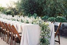 | al fresco | / outdoor, al fresco wedding inspiration