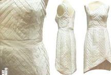 KAY MUTO BRIDAL / White Bridal wear for wedding made by KAY MUTO Berlin