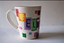 Marta Comas Illustration  // Mugs