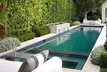 | the great outdoors | / pools, outdoor spaces, gardens & landscaping