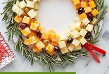 Christmas ideas / Jídlo, výzdoba