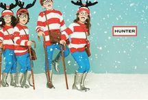 Tis the season to be jolly.... / Christmas lovliness