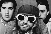 Nirvana/ Kurt Cobain Related images