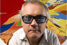 Damien Hirst Related Images