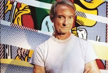 Roy Lichtenstein Related Images