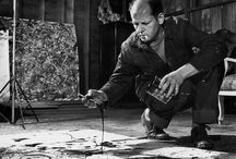Jackson Pollock Related Images