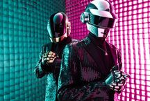 Daft Punk Related Images