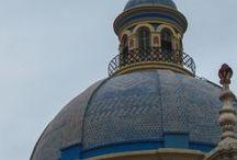 iglesias y capillas de argentina y chile / fotos tomadas de distintas iglesias y catedrales de argentina y chile