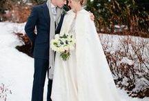 | winter wedding |