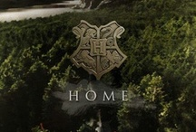 Hogwarts is my home. / by Bridgett Fenner