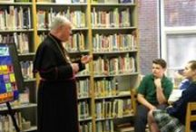 Catholic identity / St. Margaret Catholic School embodies the teachings of Jesus Christ and the mission of the Church.  The integration of moral teachings is found throughout the Catholic school curriculum.  Catholic schools strive to work with the mind, heart, imagination, and soul of their students as well as to form a bond with the parishes and communities that they serve.
