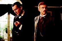 """221b Baker Street / """"Crime is common. Logic is rare."""""""