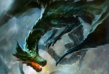 {storyboard} Here There Be Dragons / another storyboard involving vikings, ships, dragons and adventure :)
