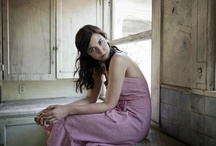 Lisa Hannigan / Singer songwriter Lisa Margaret Halnnigan was born 12 February 1981 in Dublin and grew up in Kilcloon, County Meath.  / by Milly Bastion