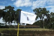 Golf Signs and Flags