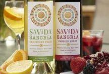 Savida Sangria / All Natural Craft Sangria.  Artisan made for refreshing homemade taste.   #savida #sangria