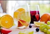 Sangria to Savor!!! / A collection of the tastiest sangria recipes worth savoring! #sangria