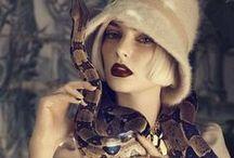 Na wzór węża ... / Torebki ze skóry naturalnej tłoczonej na wzór skóry węża ..... sssssssuper Więcej w naszych nowościach --> www.torebki.pl/group/nowosci